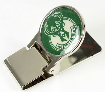 Milwaukee Bucks Money Clip