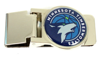 Minnesota Timberwolves Money Clip
