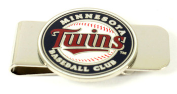 Minnesota Twins Money Clip