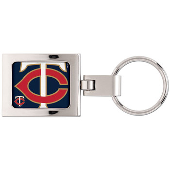 Minnesota Twins Swivel Dome Key Chain