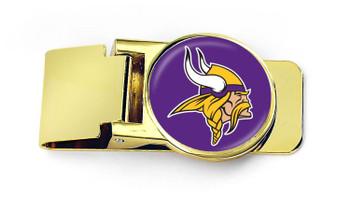 Minnesota Vikings Money Clip