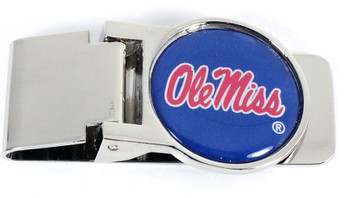 Mississippi Ole Miss Ole Miss Money Clip