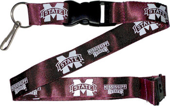 Mississippi State Lanyard