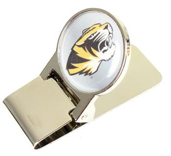 Missouri Tigers Money Clip