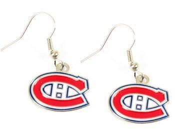 Montreal Canadiens Earrings
