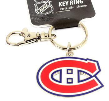 Montreal Canadiens Key Chain