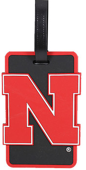 Nebraska Cornhuskers Luggage Tag