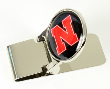 Nebraska Cornhuskers Money Clip