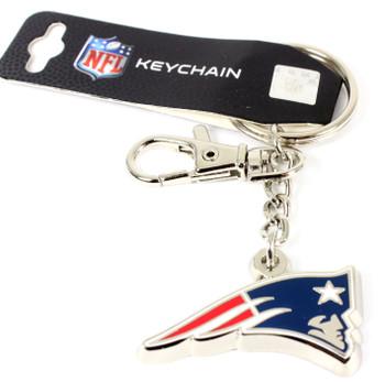 New England Patriots Key Chain