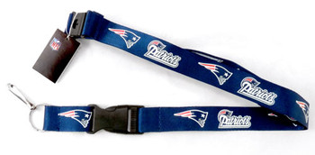 New England Patriots Lanyard