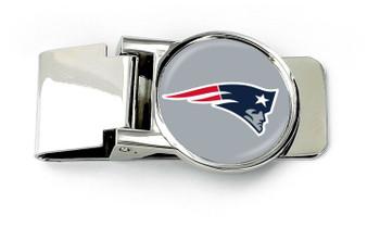 New England Patriots Money Clip