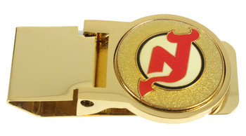 New Jersey Devils Money Clip