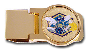 New Orleans Hornets Money Clip