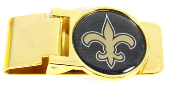 New Orleans Saints Money Clip