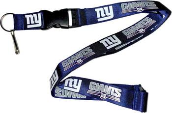 New York Giants Lanyard