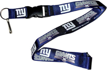 New York Giants Lanyard