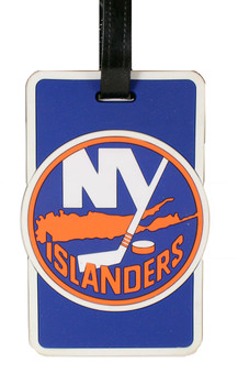 New York Islanders Luggage / Bag Tag