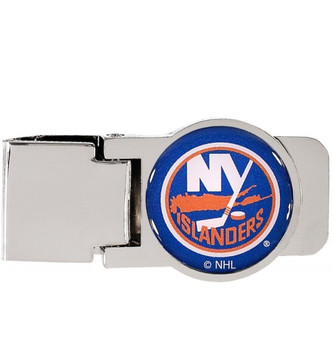 New York Islanders Money Clip