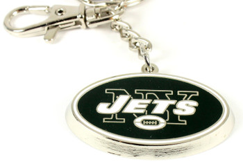 New York Jets Key Chain