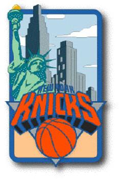 New York Knicks Luggage BagTag