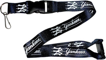New York Yankees Blue Lanyard