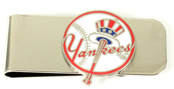 New York Yankees Money Clip