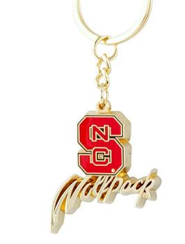 North Carolina State Key Chain