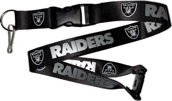 Oakland Raiders Lanyard