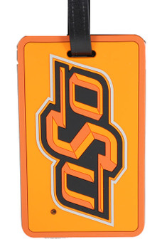 Oklahoma State Luggage Tag
