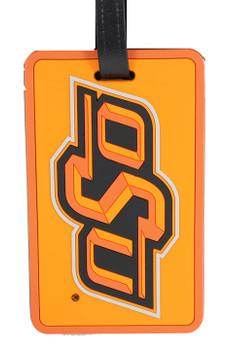 Oklahoma State Luggage Tag