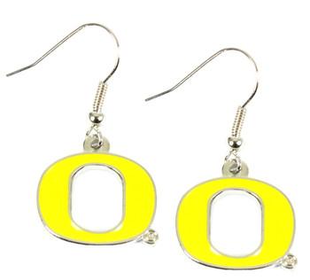 Oregon Ducks Earrings