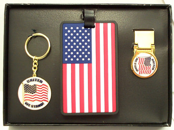 Patriotic 3 Piece Gift Pack