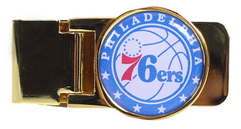 Philadelphia 76ers Money Clip
