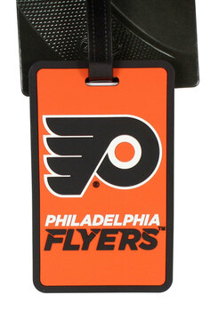 Philadelphia Flyers Luggage Bag Tag