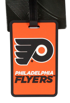 Philadelphia Flyers Luggage Bag Tag