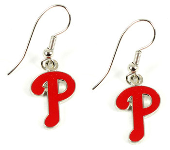 Philadelphia Phillies Earrings