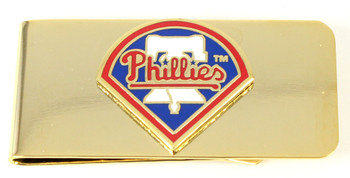 Philadelphia Phillies Money Clip.