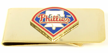 Philadelphia Phillies Money Clip.