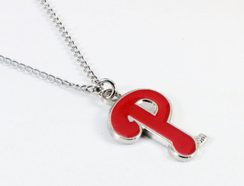Philadelphia Phillies Logo Necklace