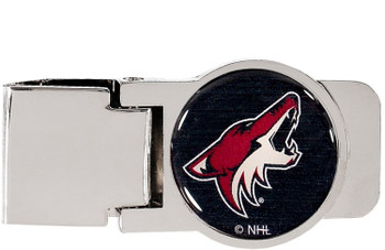 Arizona Coyotes Money Clip