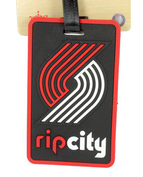 Portland Trail Blazers Luggage/Bag Tag