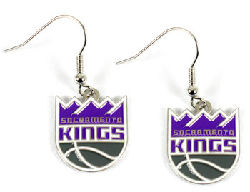 Sacramento Kings Earrings