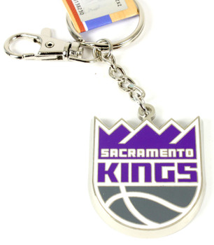 Sacramento Kings Key Chain