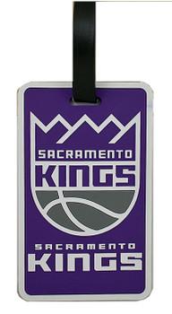 Sacramento Kings Luggage Bag Tag
