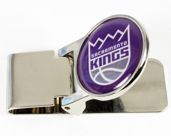 Sacramento Kings Money Clip