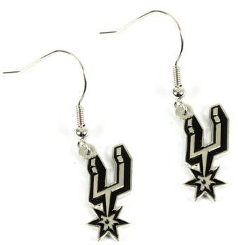 San Antonio Spurs Earrings