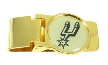 San Antonio Spurs Money Clip