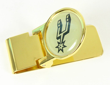 San Antonio Spurs Money Clip