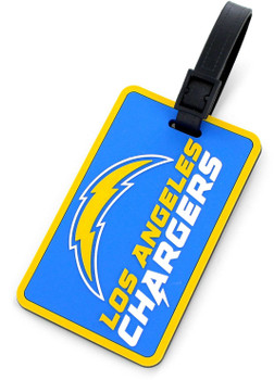 Los Angeles Chargers Luggage Bag Tag