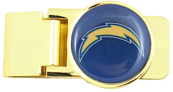 Los Angeles Chargers Money Clip